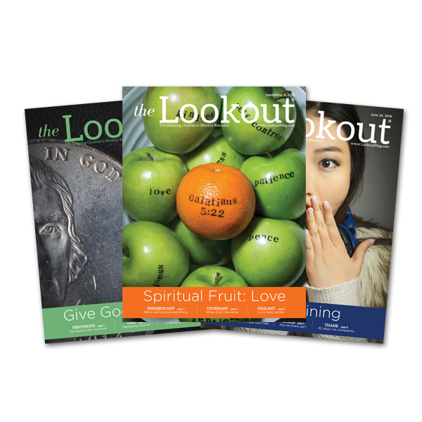 The LookOut Magazine