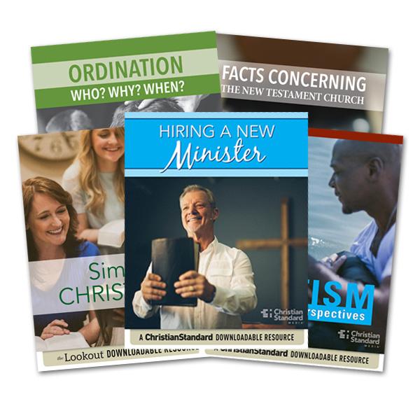 Christian Standard Media Downloads